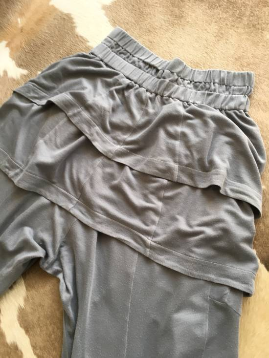 Julius Japan made silk and cotton layered skirted sweatpants Size US 29 - 7