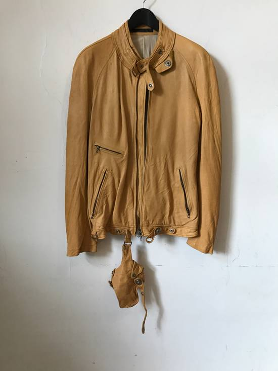 Julius lamb jacket + holster Size US L / EU 52-54 / 3