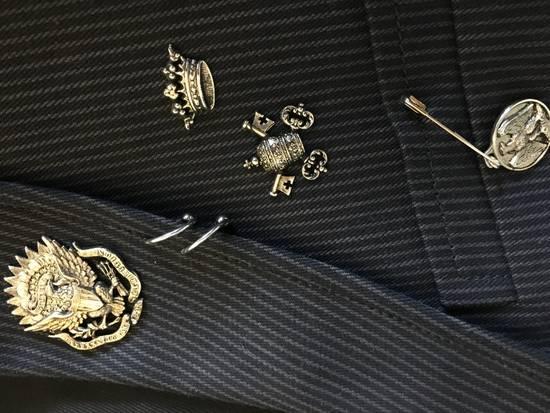Balmain Pin blazer Size 48R - 1