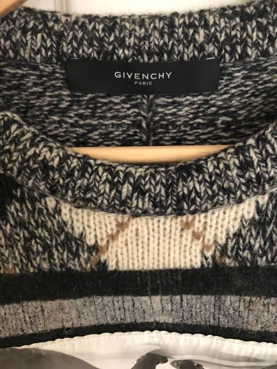 Givenchy *Final Sale* Wool Knit Sweater Size US L / EU 52-54 / 3 - 2