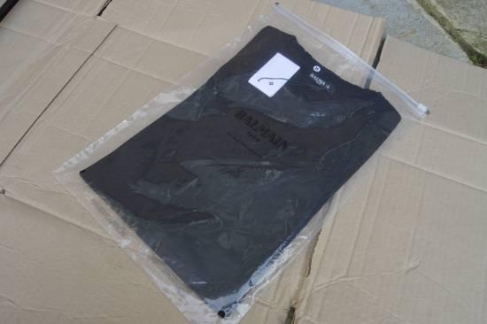 Balmain Black T-shirt Size US XS / EU 42 / 0 - 6