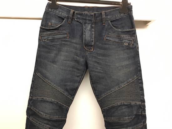 Balmain Biker Jeans Size31 Size US 31
