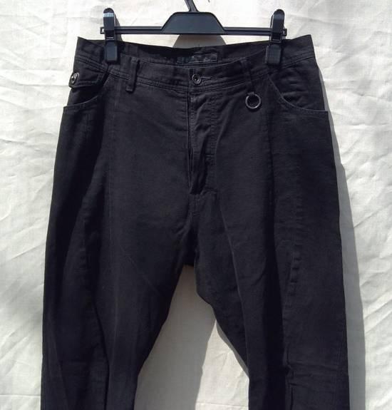 Julius Black Anti-fit Denim Jeans f/w12 Size US 30 / EU 46 - 2