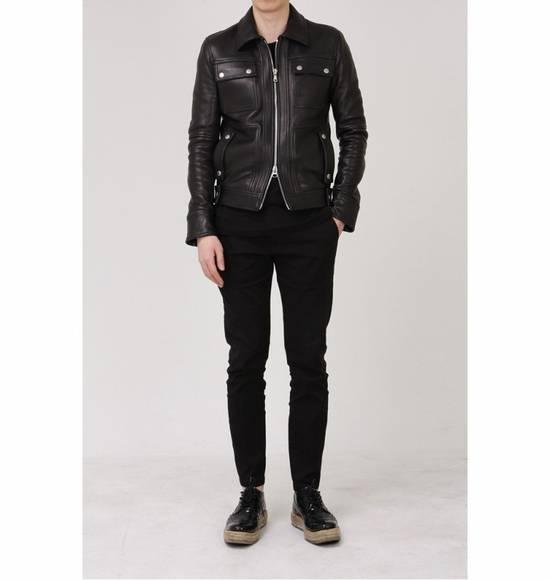 Balmain Balmain Style Custom Leather Jacket Size US M / EU 48-50 / 2 - 1