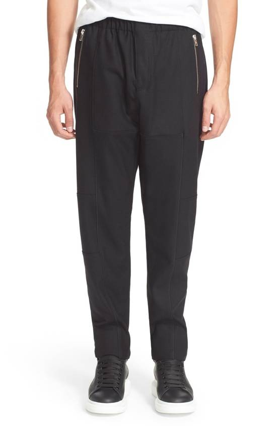 Givenchy Zip-detail Wool Joggers Size US 28 / EU 44 - 3