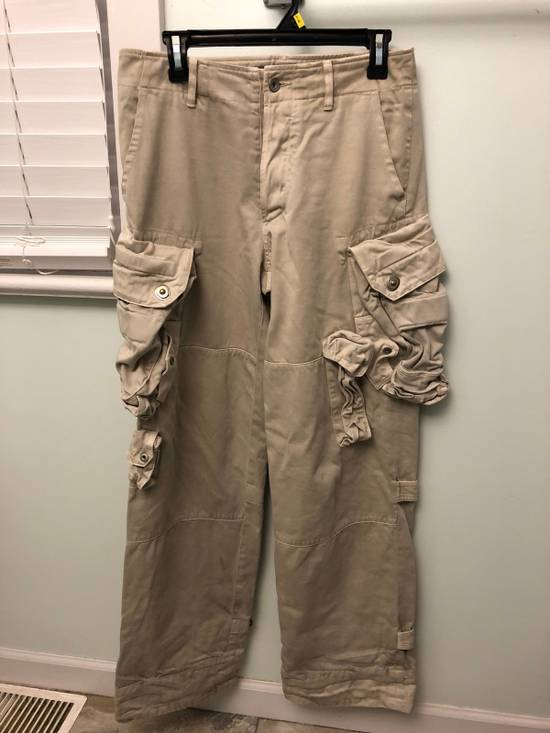 Julius a/w 2009 convertible gas mask cargos Size US 31
