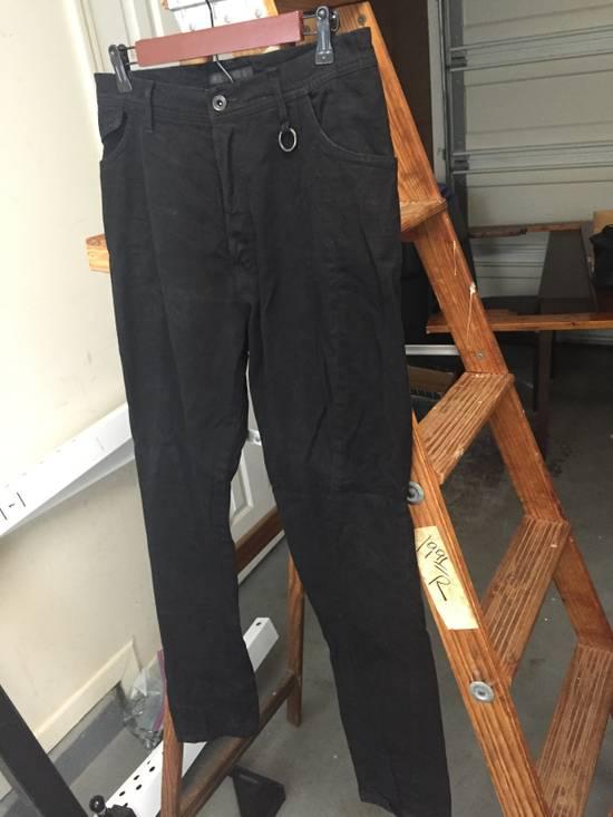 Julius AW12 Resonance Black Cotton Denim Size 1 Size US 30 / EU 46 - 3
