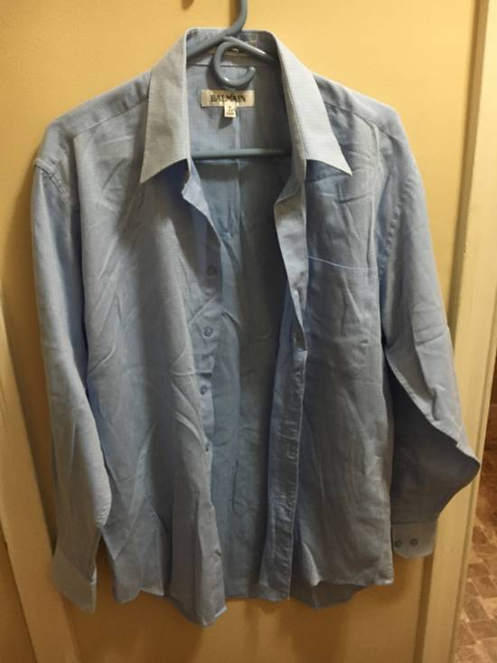 Balmain Balmain vintage button up shirt Size US M / EU 48-50 / 2