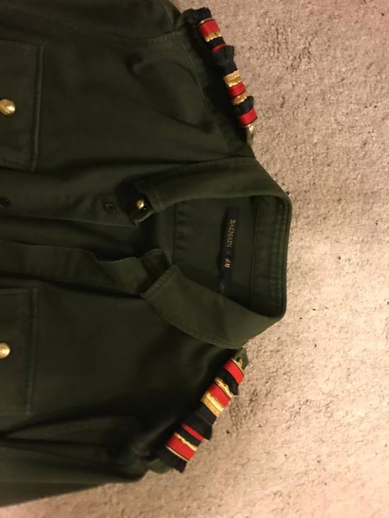 Balmain Balmain X H&M Military Style Long Sleeves Size US M / EU 48-50 / 2 - 2