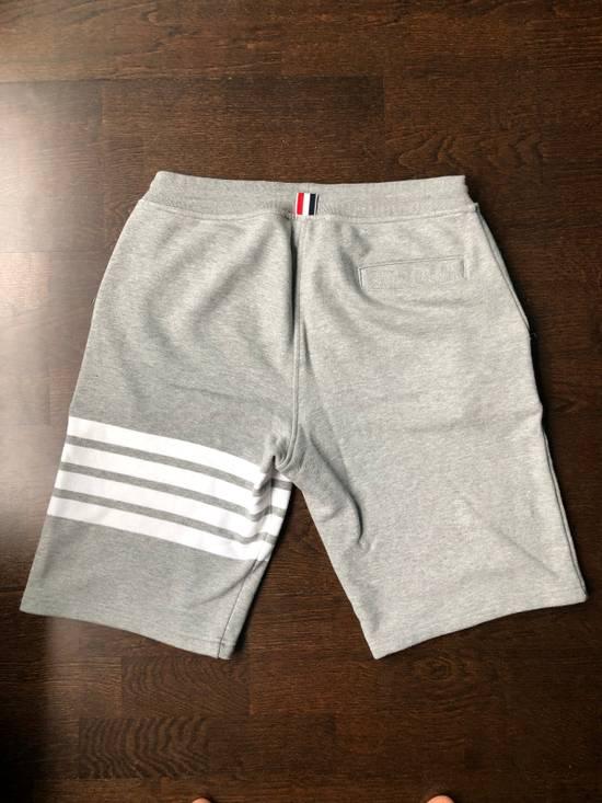 Thom Browne Grey Engineered Shorts Size US 31 - 4