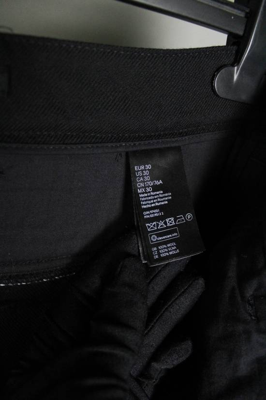 Balmain Balmain X H&M Cargo Biker Wool Pants Size EUR30 Size US 30 / EU 46 - 21
