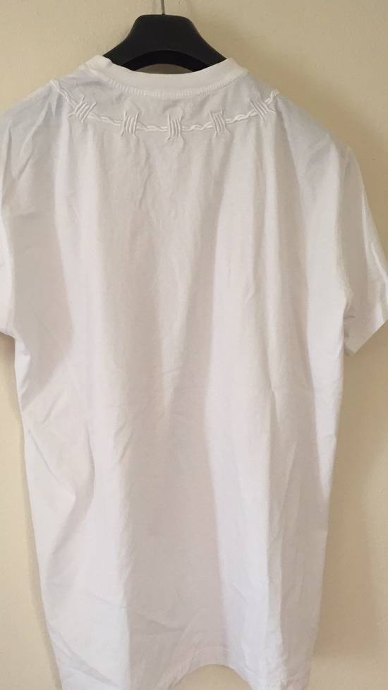Givenchy Givenchy Embroidered Barbed Wire T-Shirt Size US M / EU 48-50 / 2 - 2