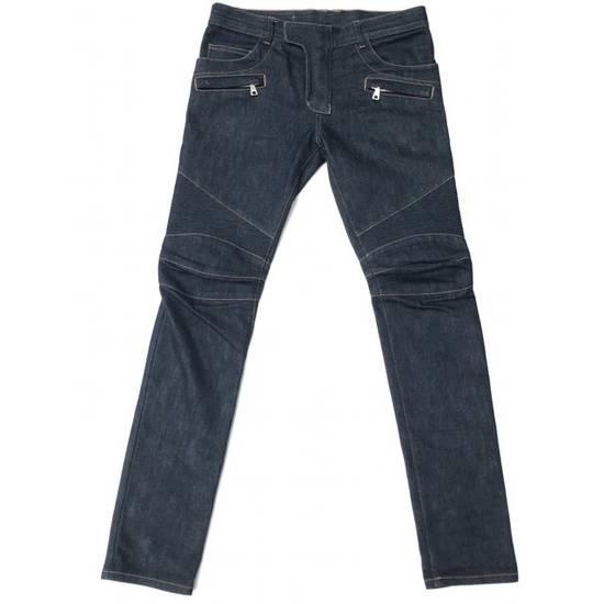 Balmain Balmain Skinny Biker Jeans Size US 30 / EU 46