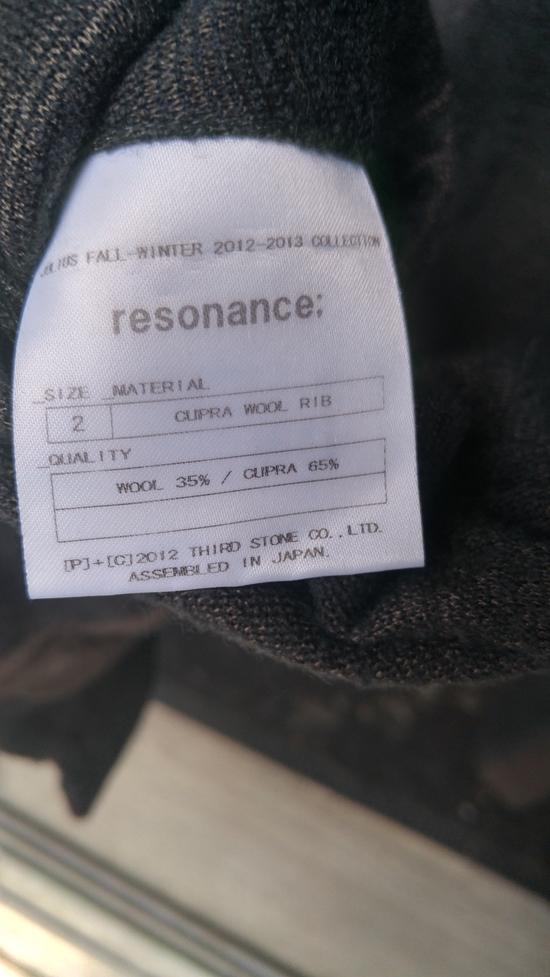 Julius FW12 Cupra/Wool Draped Jacket (sz 2, fits 48) Size US M / EU 48-50 / 2 - 4