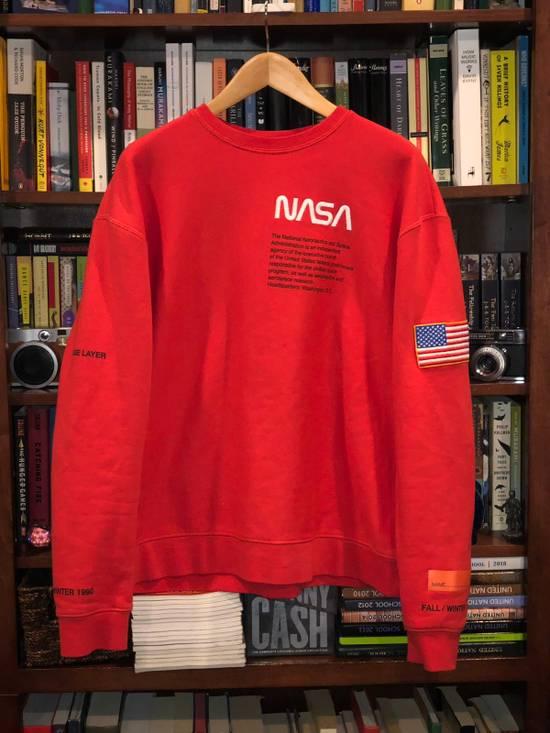 Heron Preston HERON PREZTON X NASA CREWNECK Size US M / EU 48-50 / 2