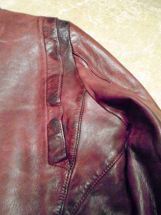 Balmain Biker leather jacket Size US M / EU 48-50 / 2 - 6