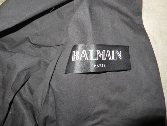Balmain Zip biker jacket Size US XL / EU 56 / 4 - 11