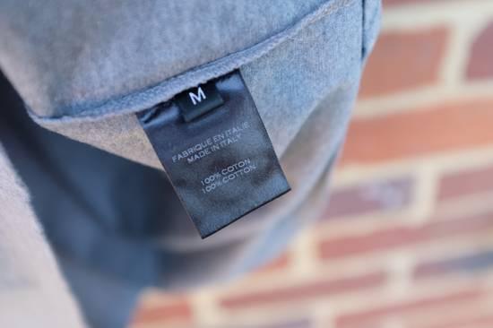 Balmain Grey Distressed T-shirt Size US M / EU 48-50 / 2 - 4
