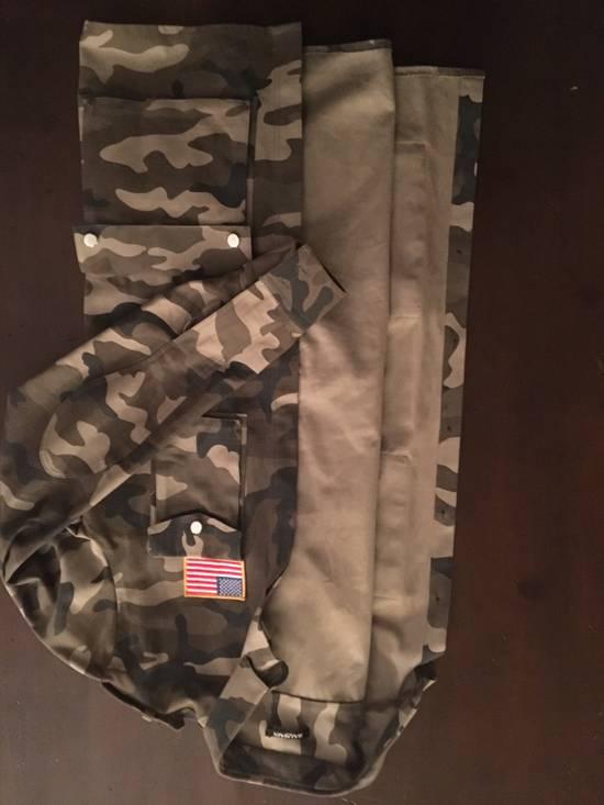 Balmain Balmain Camo Jacket (Size 39) Size US L / EU 52-54 / 3 - 9