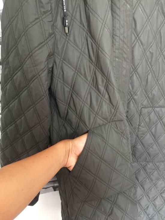 Balmain Fina Drop Before Delete!!..Balmain Paris Quilted Fury Long Jacket Size US M / EU 48-50 / 2 - 6