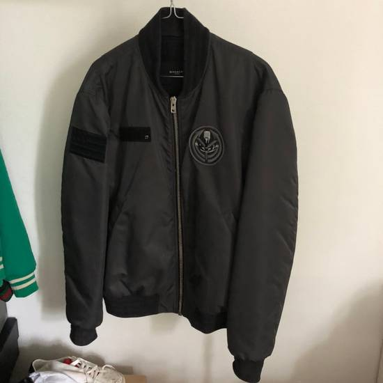 Givenchy Badge Bomber Size US L / EU 52-54 / 3