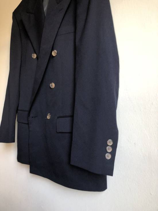 Givenchy Double Breasted Wool Blazer Size 40R - 7