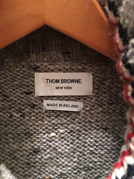 Thom Browne Thom Browne Shawl Collar Cardi - 2 Size US S / EU 44-46 / 1 - 4
