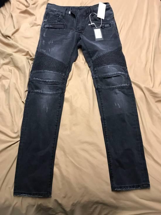 Balmain Black Balmain Jeans Size US 28 / EU 44