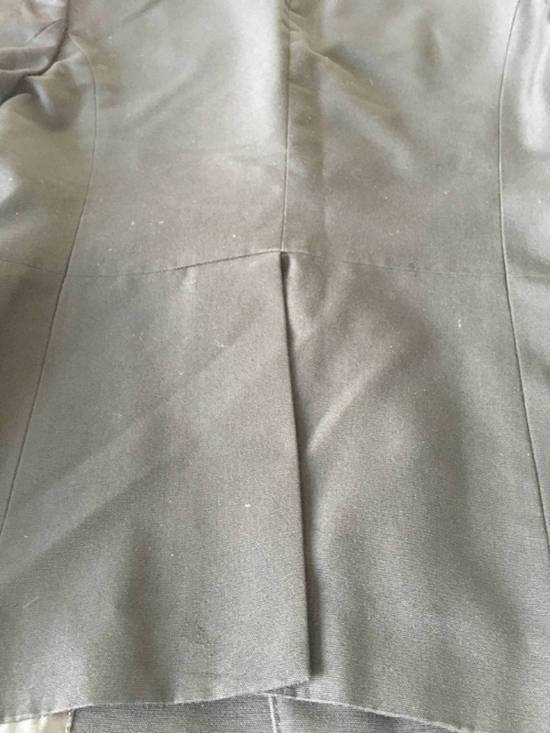 Julius Rare Japan made black fine wool tailored jacket in excellent condition Size 38R - 14