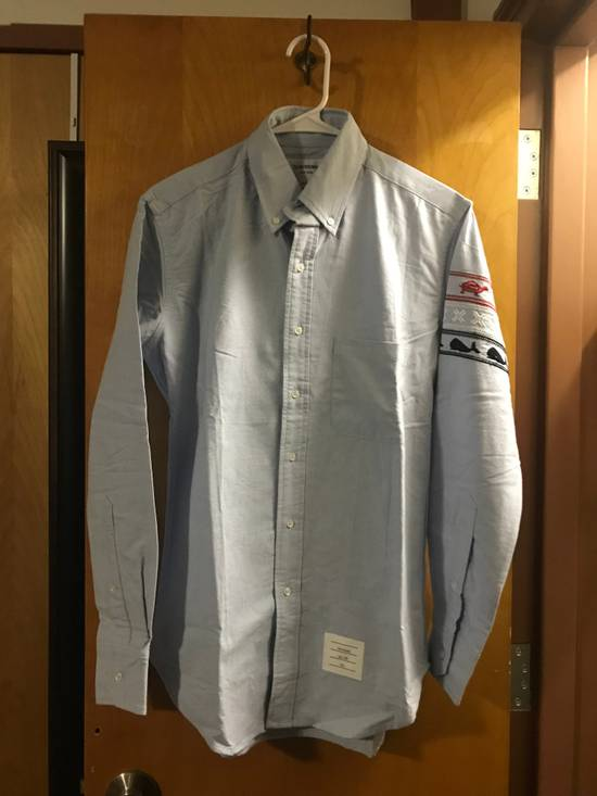 Thom Browne Oxford with Armband detailing Size US S / EU 44-46 / 1