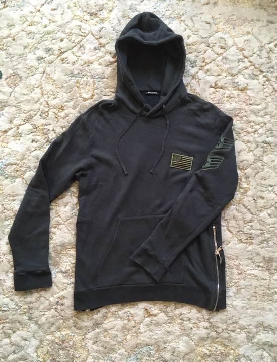 Balmain Balmain Side Zip Hoodie Size US XL / EU 56 / 4
