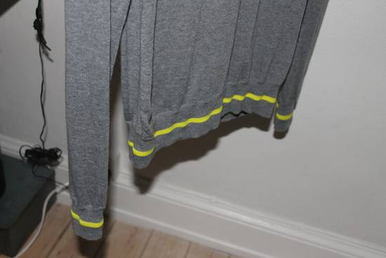 Givenchy Givenchy neon yellow and grey knitwear Size US S / EU 44-46 / 1 - 3