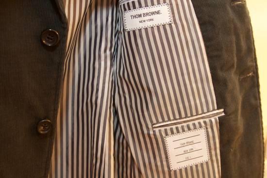 Thom Browne Thom Browne Corduroy Blazer 1 Size US S / EU 44-46 / 1 - 4