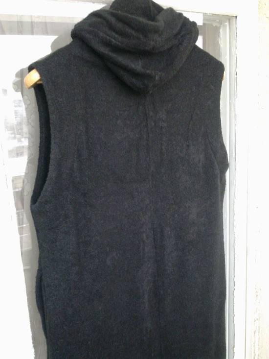 Julius Julius sleeveless sweater with a hood size 3 Size US M / EU 48-50 / 2 - 5