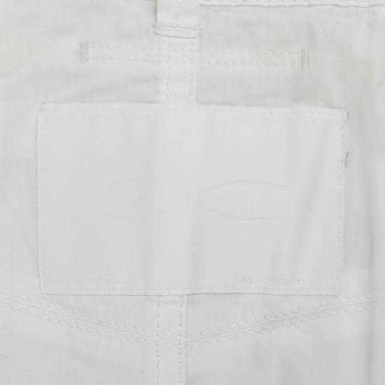 Julius 7 White Lightweight Harem Shorts Size US 34 / EU 50 - 2