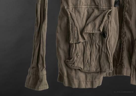 Julius wrinkled metal fiber jacket Size US S / EU 44-46 / 1 - 6