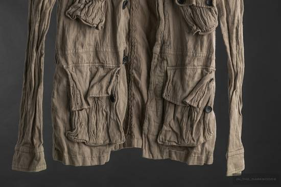 Julius wrinkled metal fiber jacket Size US S / EU 44-46 / 1 - 3