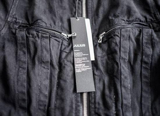 Julius aw09 destroyed denim rider Size US S / EU 44-46 / 1 - 5