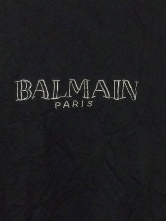 Balmain BALMAIN T SHIRT DESIGN STRES CLOTH Size US S / EU 44-46 / 1 - 1