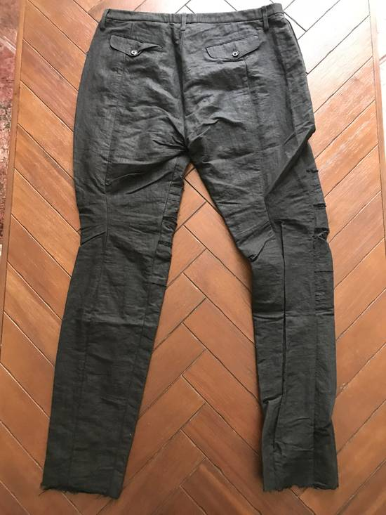 Julius Distressed biker pants Size US 33 - 4