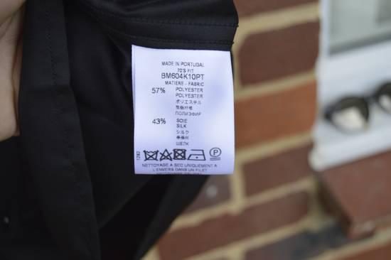 Givenchy Silk Blend Military Sleeveless Shirt Size US S / EU 44-46 / 1 - 4