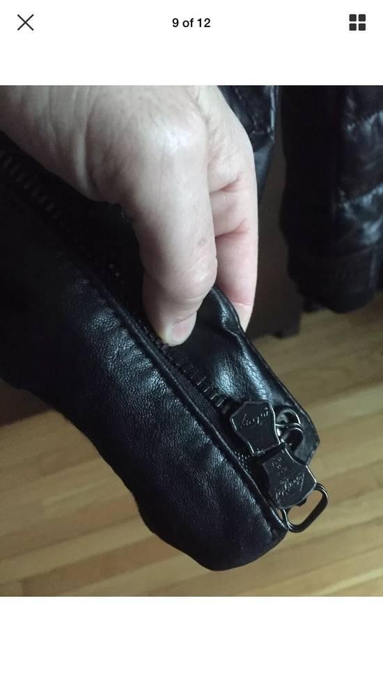 Balmain Balmain Homme Rare Leather Puffer List $6590 Size US S / EU 44-46 / 1 - 11