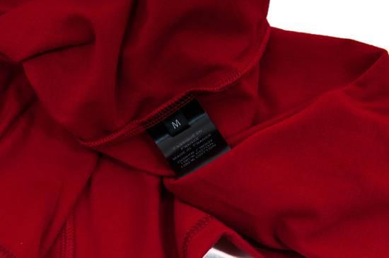 Balmain Red Logo Shirt Size US M / EU 48-50 / 2 - 4