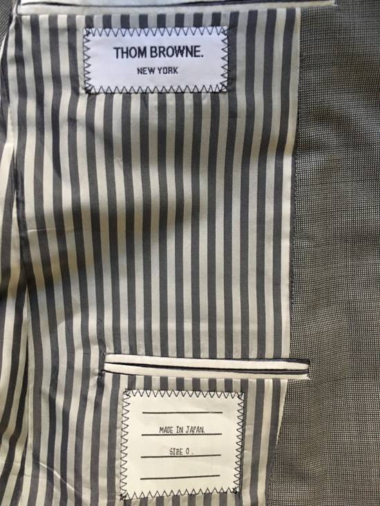 Thom Browne Classic Gray Houndstooth Suit Size 36R - 3