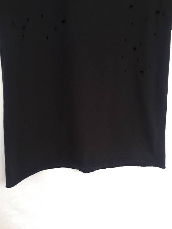 Balmain [ LAST DROP ! ] AW2011 Distressed Black Shirt Size US M / EU 48-50 / 2 - 4