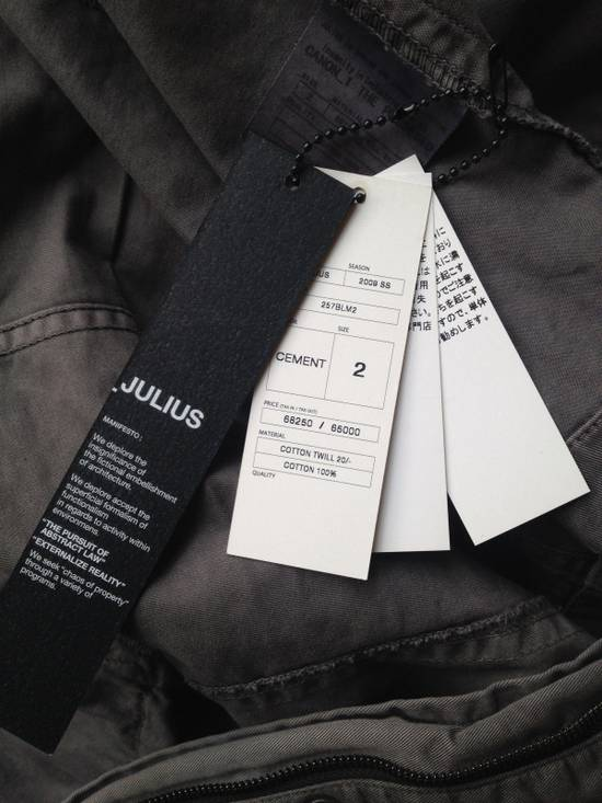 Julius WAXED 3D POCKET JACKET Size US M / EU 48-50 / 2 - 9