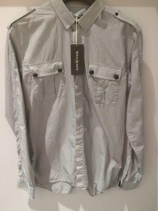 Balmain Shirts size 39 (M) Size US M / EU 48-50 / 2