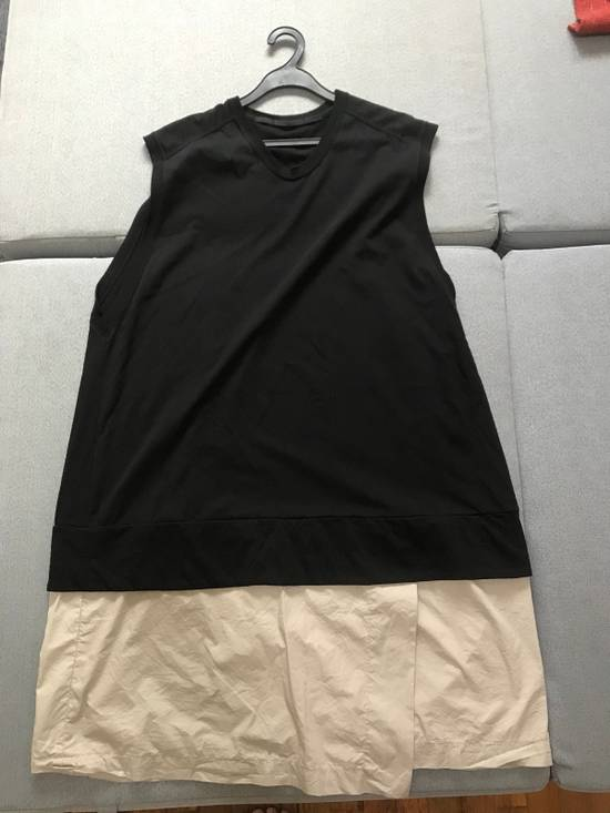 Julius SS17 long double cloth tank top Size US L / EU 52-54 / 3