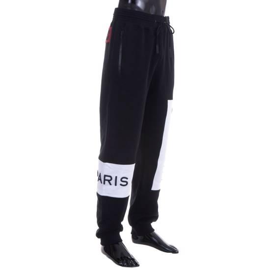 Givenchy Black Givenchy Paris Logo Embroidered Jogger Pants Size US 32 / EU 48 - 6
