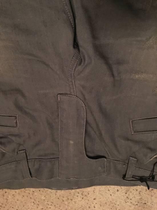 Balmain Balmain grey biker jeans Size US 34 / EU 50 - 9